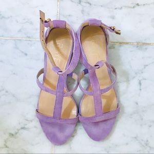 """EUC RAYE Lilac 2.75"""" Heels"""